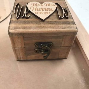 Ring boxes