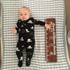 Baby Birth ruler